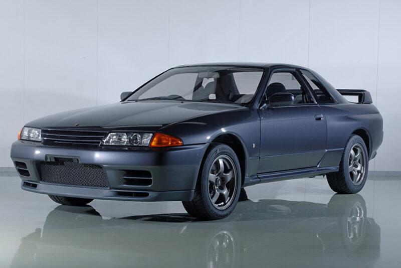 Программа по восстановлению Nissan Skyline R32, R33 и R34 GT-R