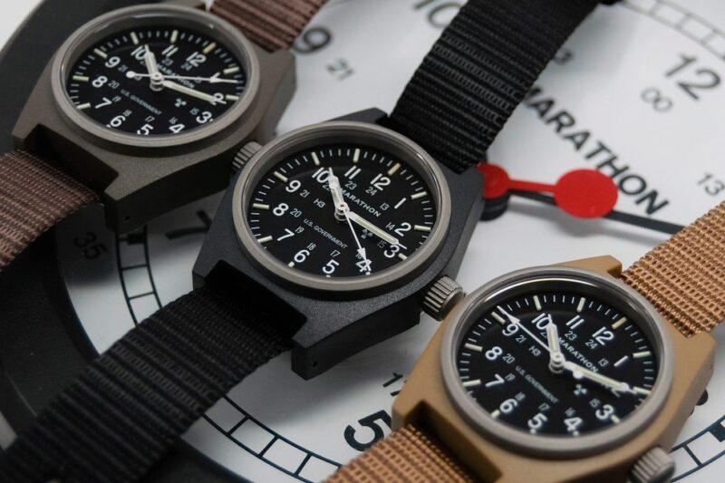 Топ — 10 недорогих часов в военном стиле