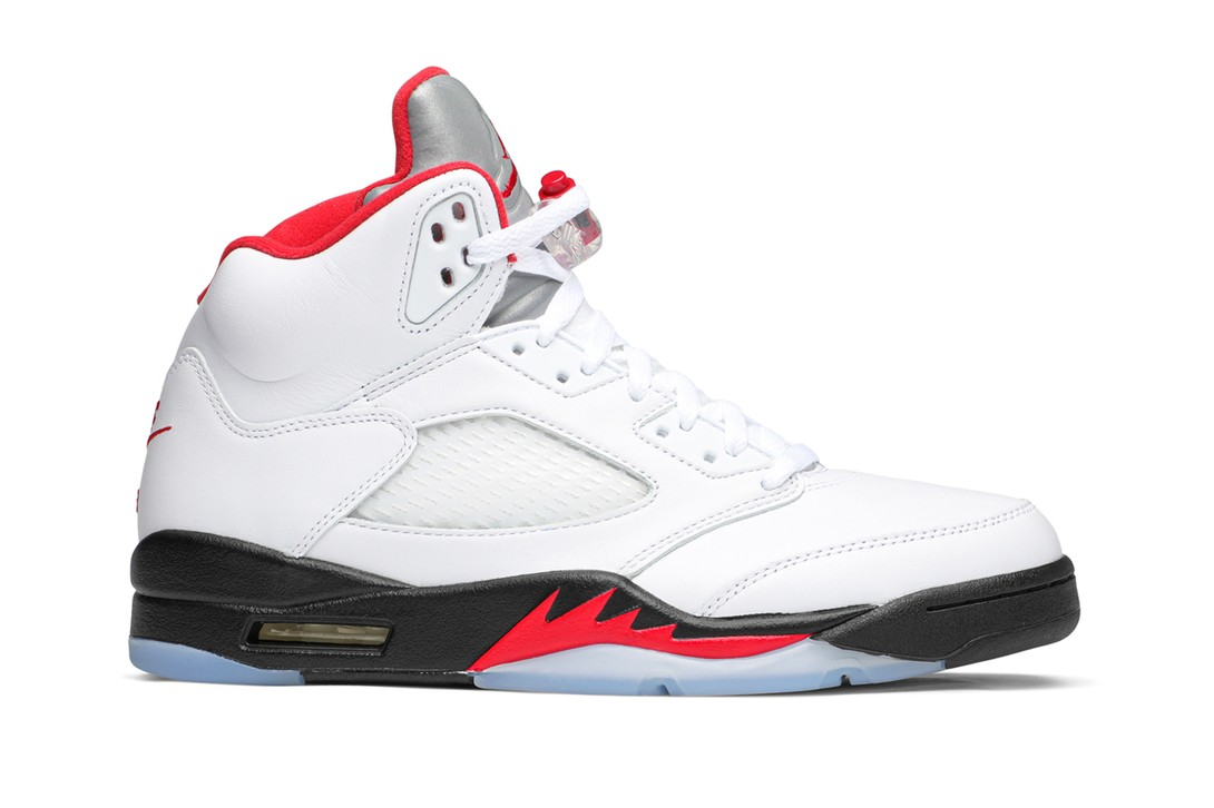 Air Jordan 5 Retro «Fire Red»