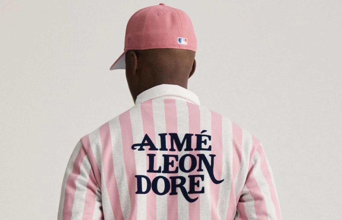 бренд Aimé Leon Dore