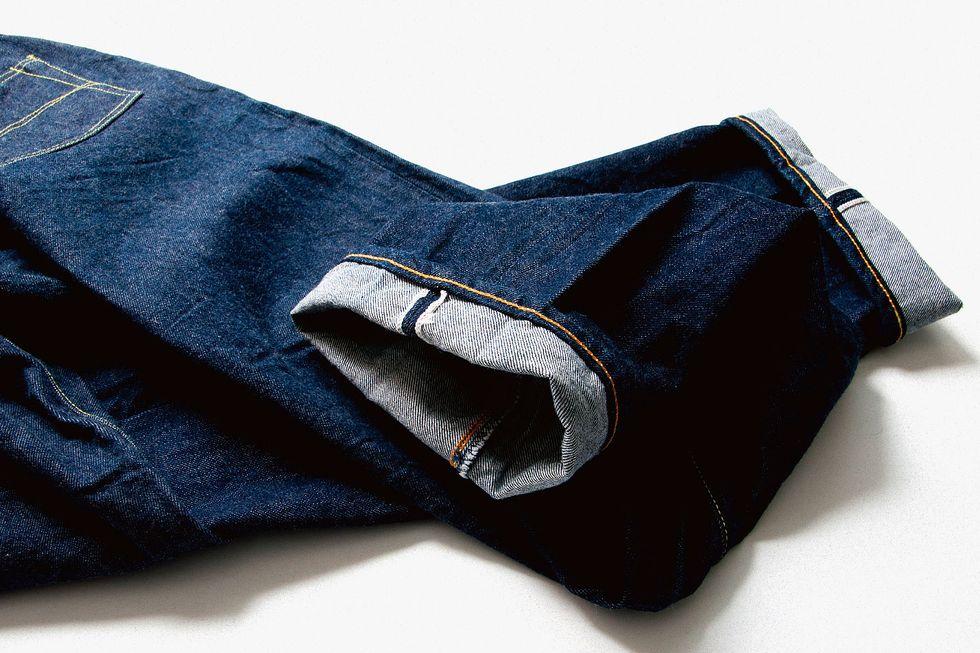 Какой должен быть вес джинс