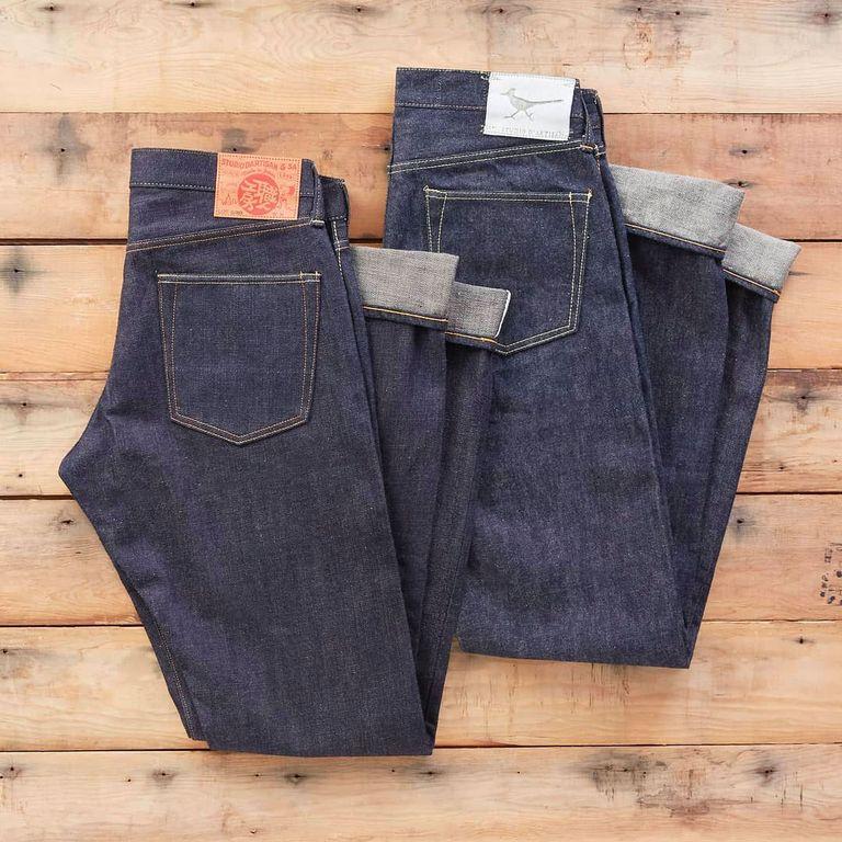 Знакомство с сырым денимом. Все что нужно знать о жестких джинсах