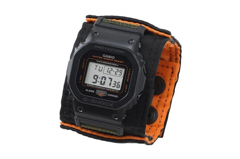 Часы Porter x G-SHOCK GM-5600