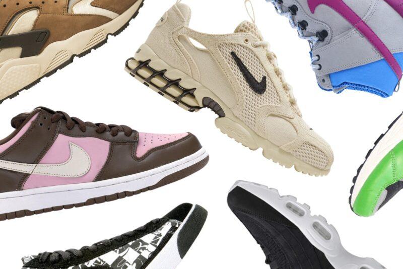История коллабораций Stüssy и Nike