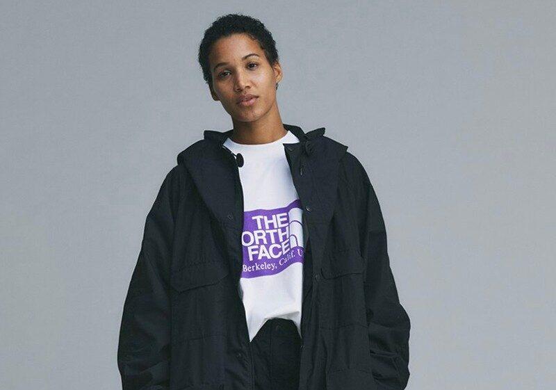 Весенняя коллекция одежды от North Face Purple Label