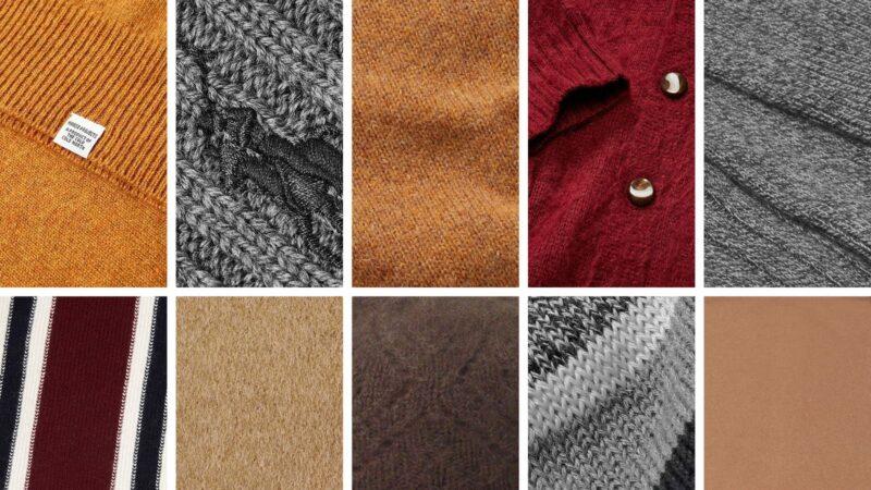 10 типов шерсти о которых нужно знать при выборе одежды