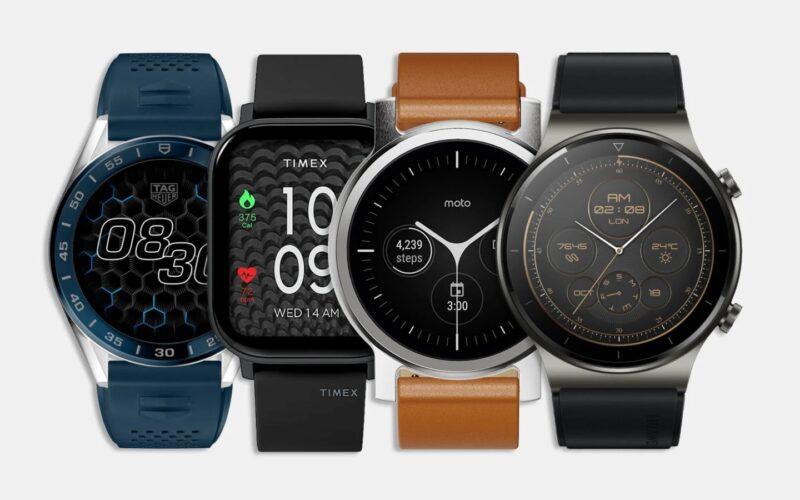 12 лучших смарт-часов, альтернатив Apple Watch