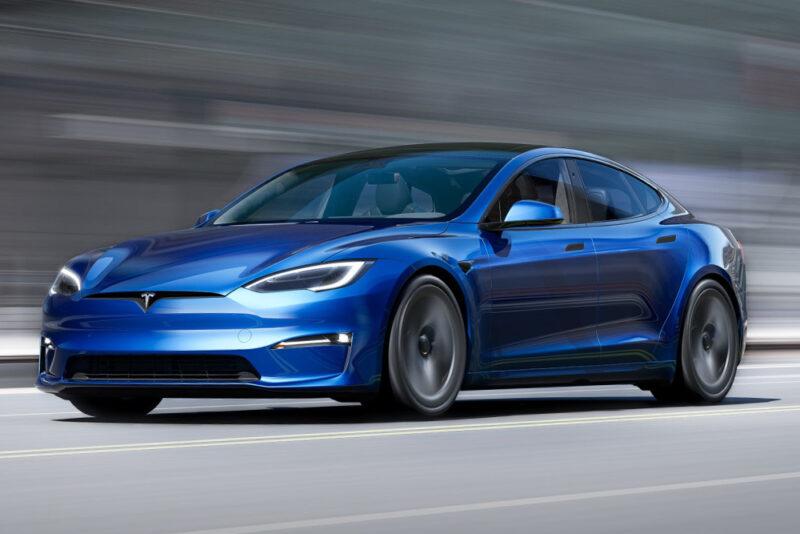 Обновленные Tesla Model S и Model X 2022 года