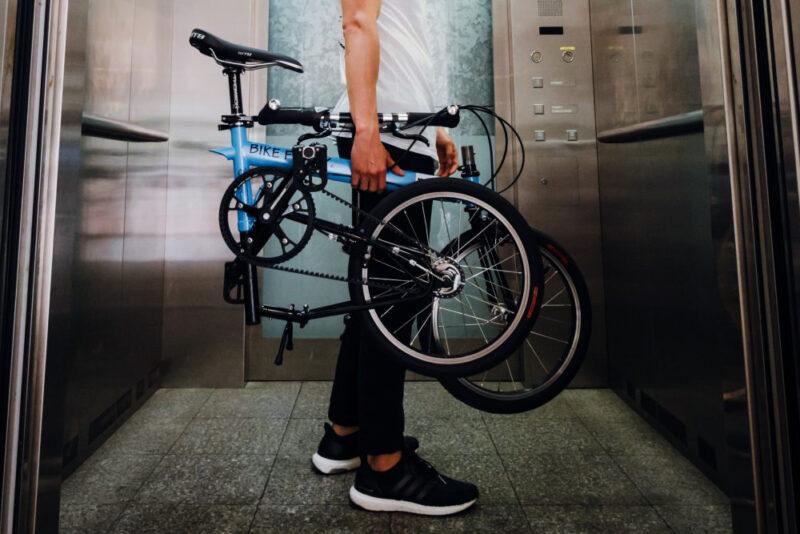 10 лучших складных велосипедов для города