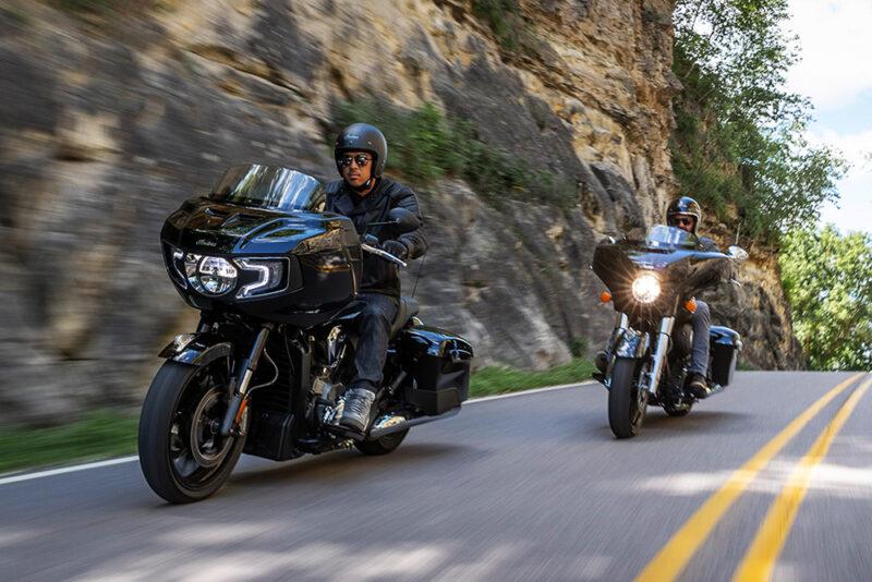 Harley-Davidson или Indian Motorcycle: какой мотоцикл вам больше подходит