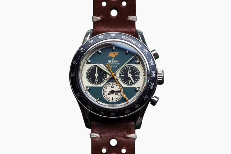 Часы Nezumi Voiture Chronograph вдохновленные компанией RUF