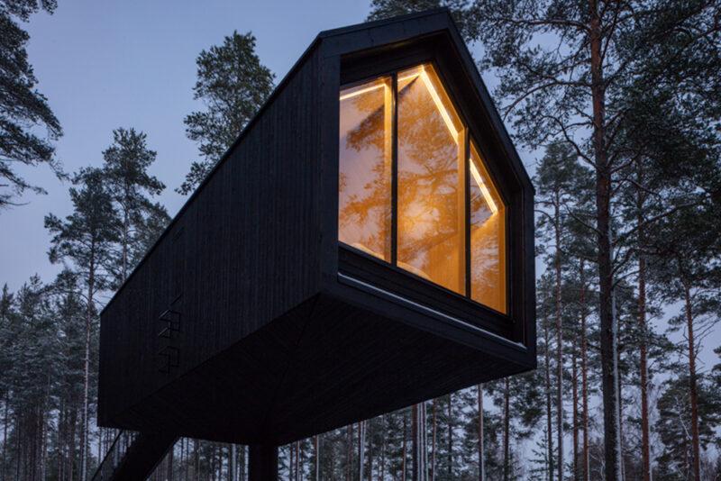 Эко-дом в Финляндии от Studio Puisto