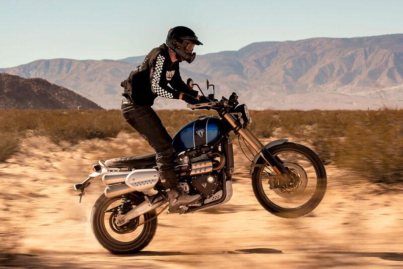 13 лучших мотоциклов в стиле Scrambler