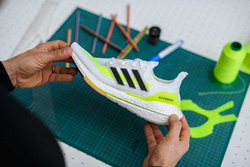 История эволюции Adidas UltraBOOST 21 от Сэма Хэнди