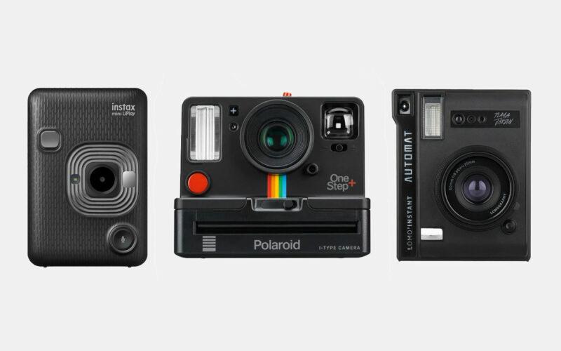 10 лучших камер с мгновенной печатью фото