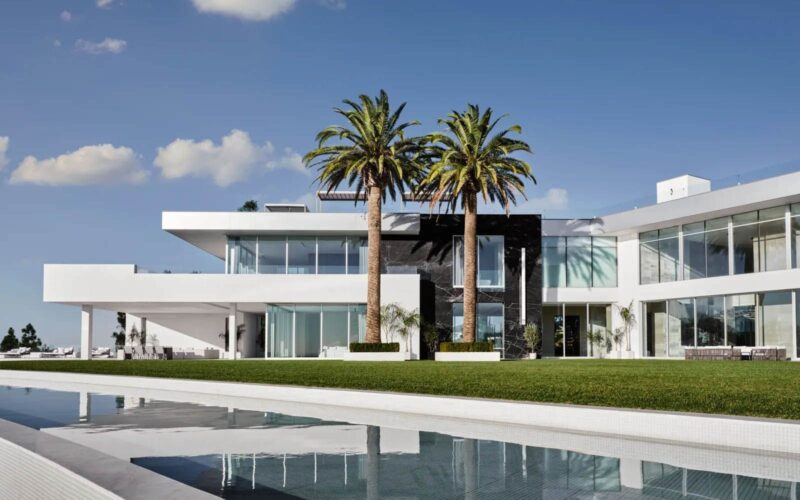 Самый большой и дорогой дом «The One» в США