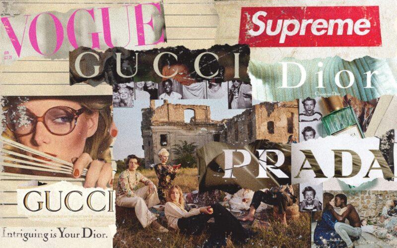 5 самых знаковых шрифтов в мире моды