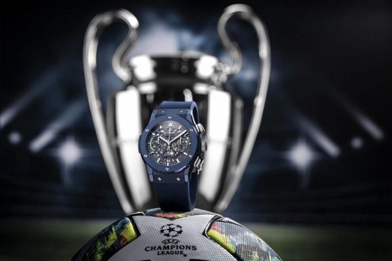 5 коллабораций между часовыми брендами и футбольными клубами