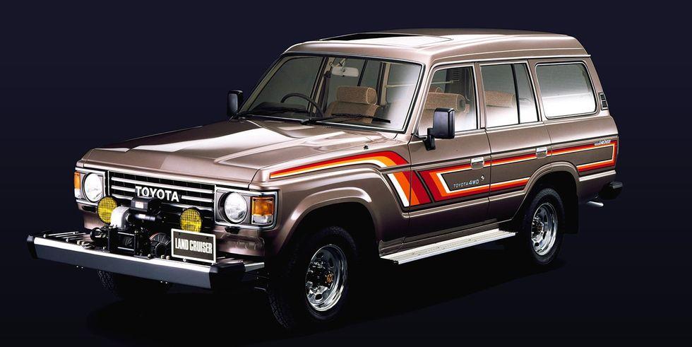 Land Cruiser 60 Series