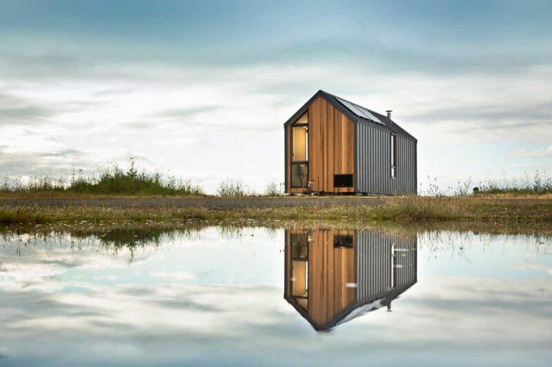 Проект дома на колесах от Modern Shed