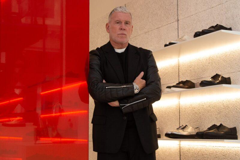 Ник Вустер: культура кроссовок — самая демократичная субкультура в моде