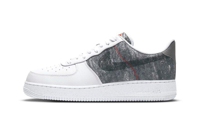 Коллекция кроссовок Nike с использованием переработанных материалов