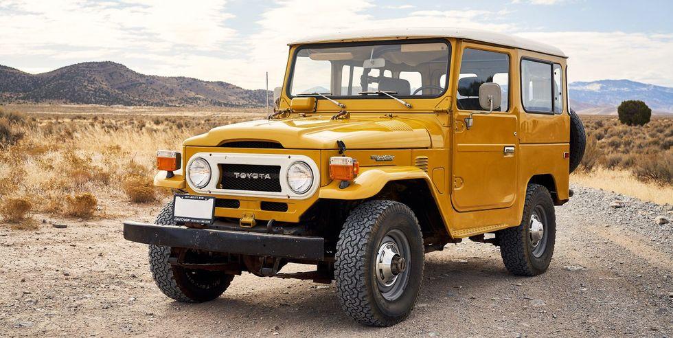 Land Cruiser 40 Series