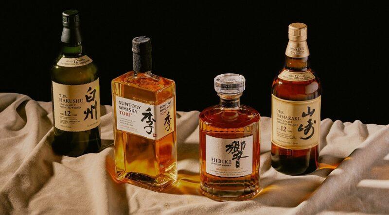 10 фактов о японском виски Suntory