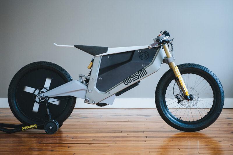 Walt Siegl Motorcycles представил электробайк EV WSM