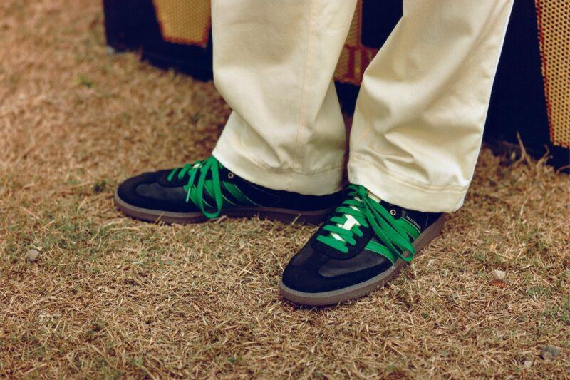 Совместная коллекция «Essence» Grace Wales Bonner и Adidas
