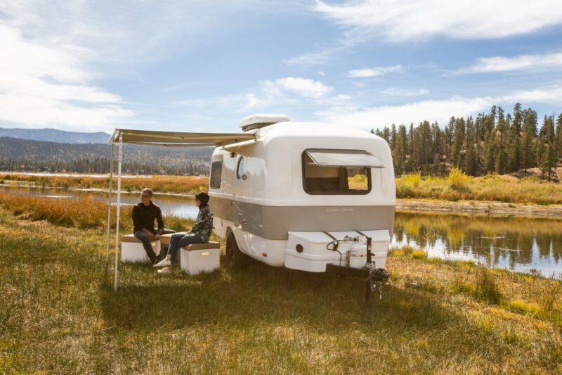 Новый дом на колесах Happier Camper Traveler