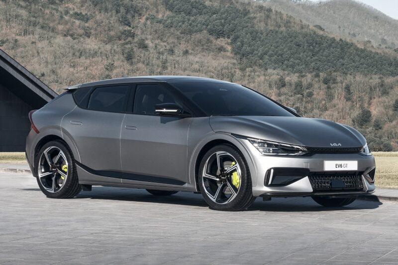 Электрический EV6 GT от Kia быстрее, чем некоторые суперкары