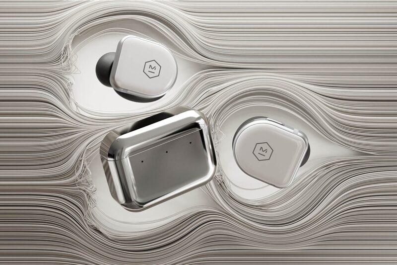 Новые беспроводные наушники Master & Dynamic MW08 с шумоподавлением
