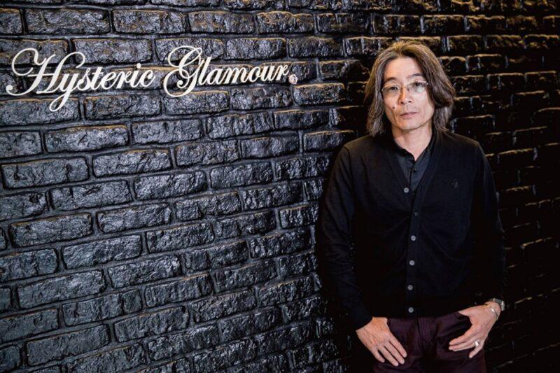 История дизайнера Нобухико Китамура и его бренда Hysteric Glamour