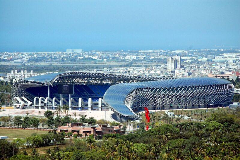 5 самых экологичных стадионов в мире