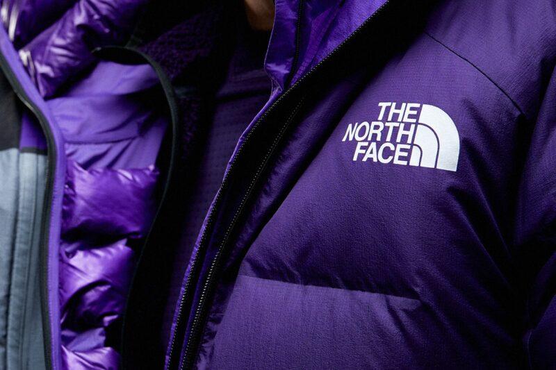 Причины популярности бренда The North Face