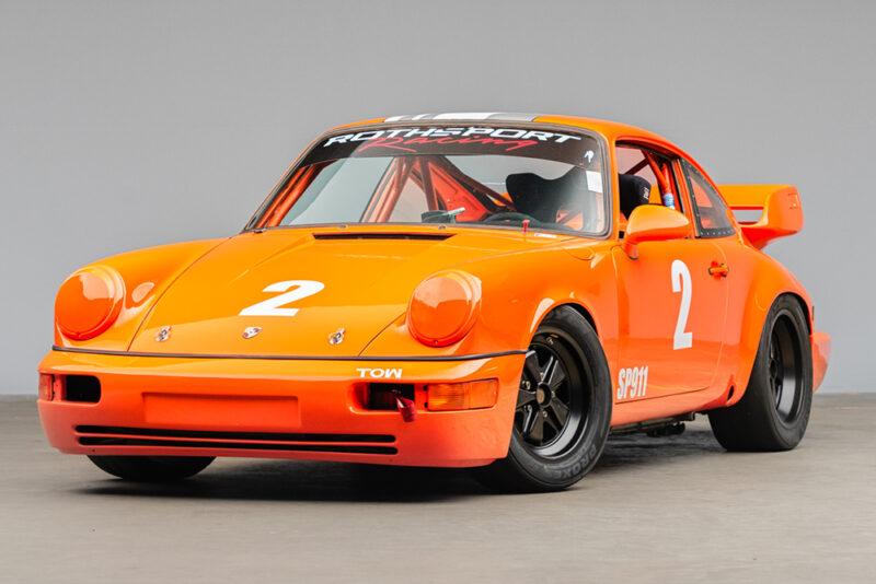 Модифицированный Porsche 911SC 1978 года от Rothsport Road