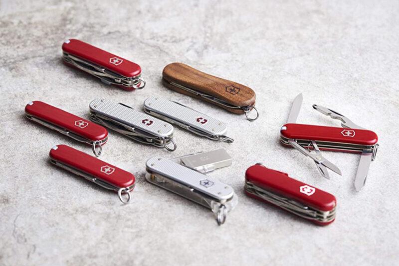 15 лучших швейцарских ножей Victorinox