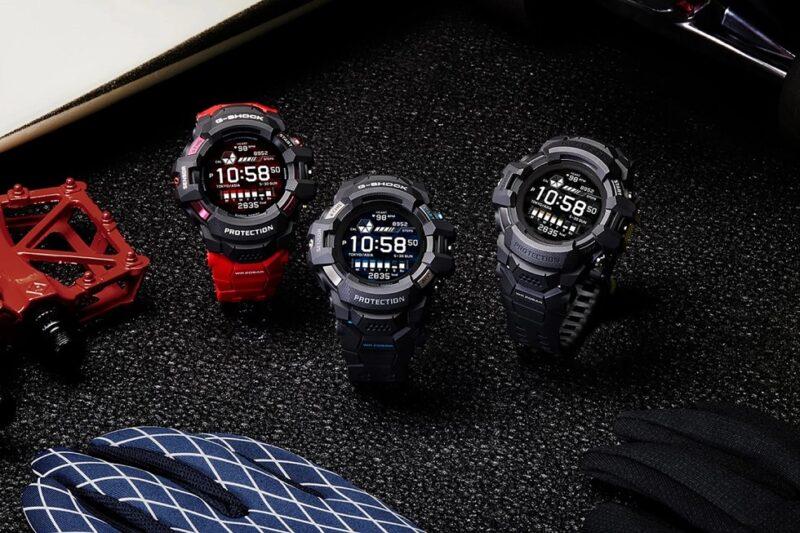Первые часы Casio G-Shock GSW-H1000 с Google Wear OS
