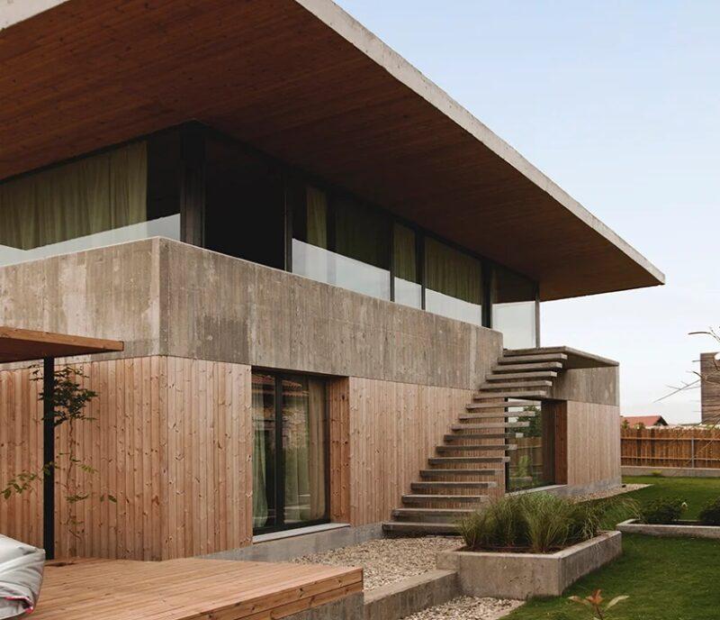 Дом для летнего отдыха на побережье Nima Design