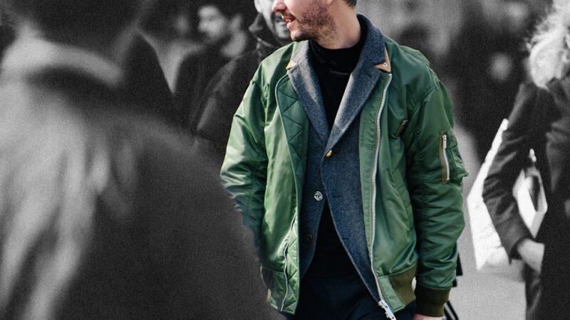 Руководство по стильным мужским курткам-бомберам