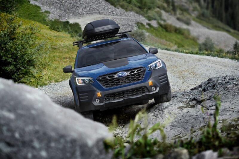 Subaru представил самый прочный Outback Wilderness