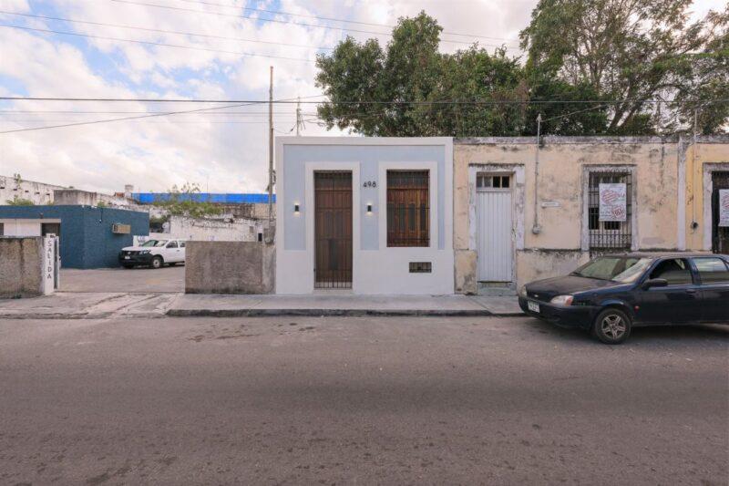 Скрытый дом El Nido от студии Taller Estilo Arquitectura