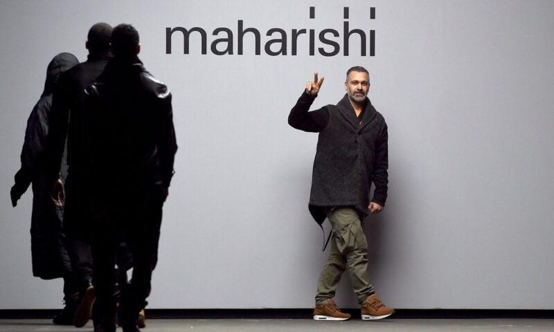 История британского бренда Maharishi