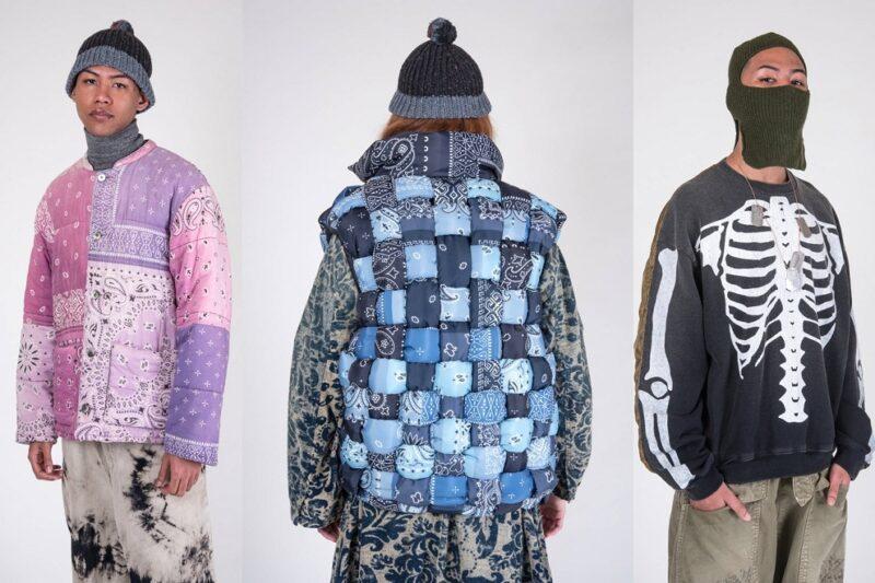Японский винтажный бренд Kapital