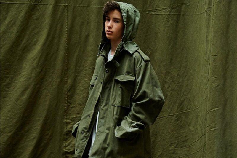 7 брендов уличной одежды в стиле милитари