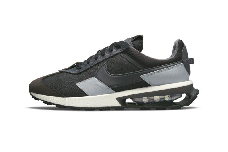 Nike Air Max Pre-Day в черно-сером варианте