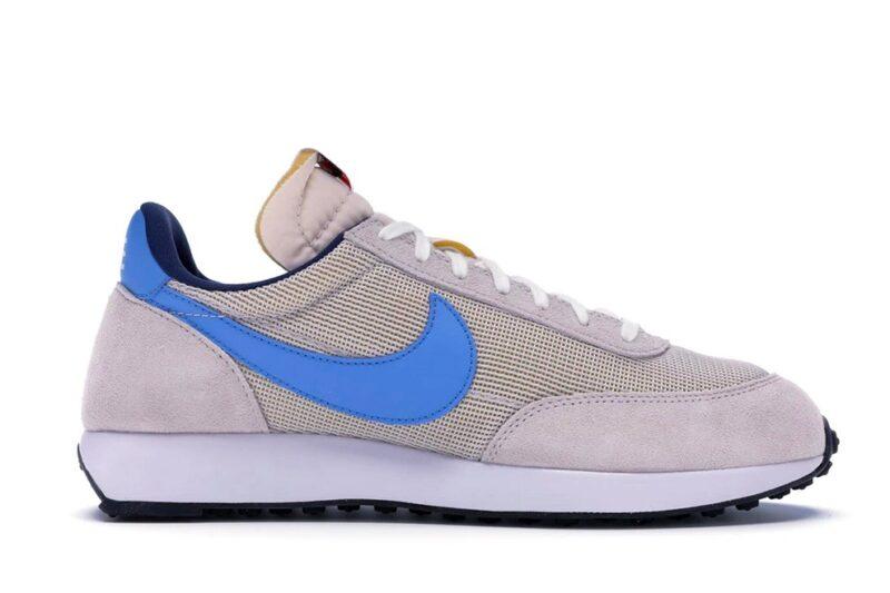 История серии кроссовок Nike Air Tailwind