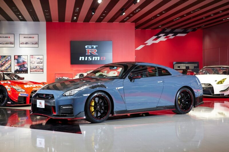 Nissan GT-R NISMO 2022 года