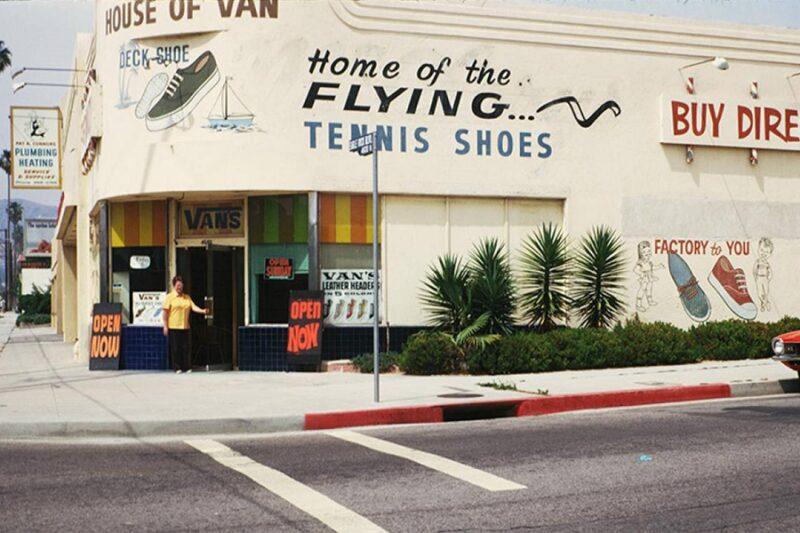 Полная история калифорнийского бренда Vans